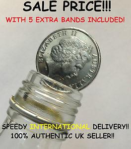 Australian 20 Cent Magic Folding Coin / Magic Coin in the Bottle
