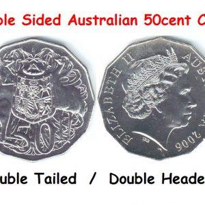 2006 Australia 50 Cents copy