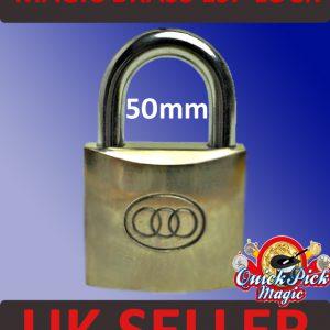 magic brass esp lock 50mm