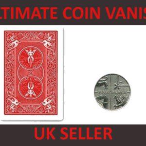vanishing coin