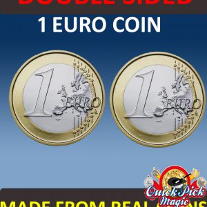 EURO DOUBLE SIDED COIN