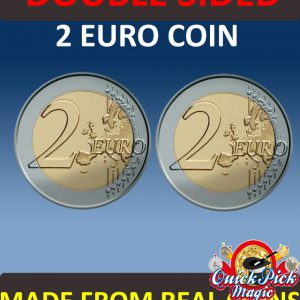 DOUBLE SIDED HEADS 1 EURO