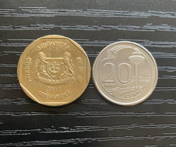 Singapura Coin Magic