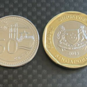 Singapura Coin Magic